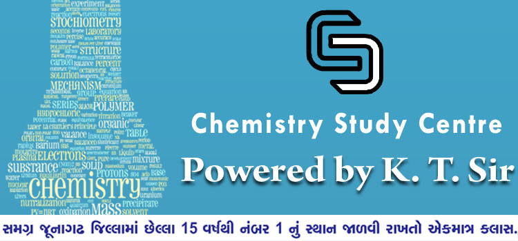 Organic Chemistry Study Center - Department of Chemistry ...
